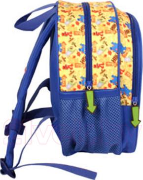 Школьный рюкзак Paso USD-309 - вид сбоку