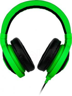 Наушники Razer Kraken (Green) - общий вид