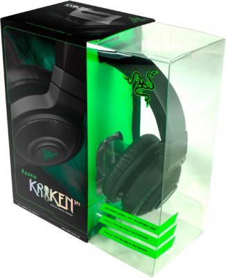 Наушники-гарнитура Razer Kraken Pro (Black) - в упаковке