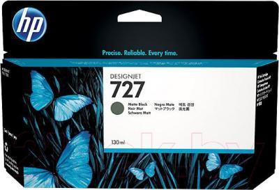 Картридж HP 727 (B3P22A) - общий вид