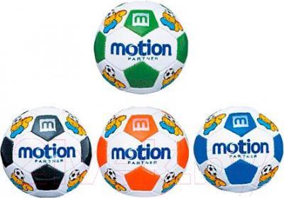 Футбольный мяч Motion Partner MP511 - варианты цветового решения (цвет товара уточняйте при заказе)