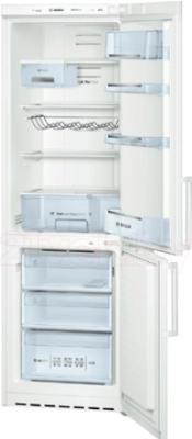 Холодильник с морозильником Bosch KGN36VW19R - в открытом виде
