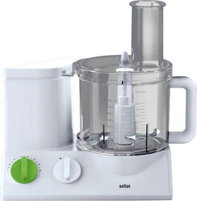 Кухонный комбайн Braun FP 3010 - общий вид