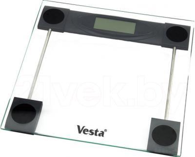 Напольные весы электронные Vesta VA 8031-1 - общий вид