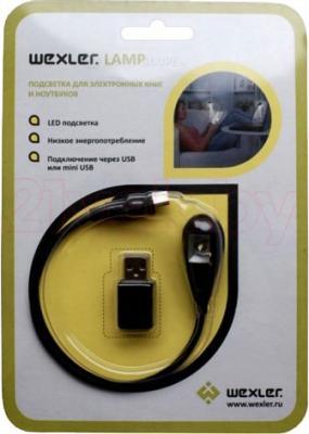 Подсветка для электронной книги Wexler Lamp WL001B - упаковка