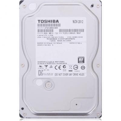 Жесткий диск Toshiba DT01ABA V 1TB (DT01ABA100V) - общий вид