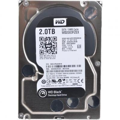 Жесткий диск Western Digital Black 2TB (WD2003FZEX) - общий вид