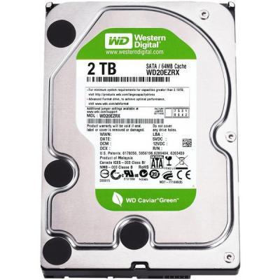 Жесткий диск Western Digital Caviar Green 2TB (WD20EZRX) - общий вид
