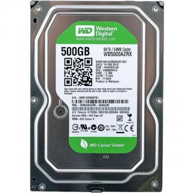 Жесткий диск Western Digital Caviar Green 500GB (WD5000AZRX) - общий вид