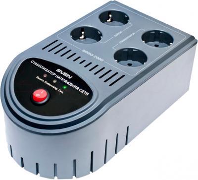 Стабилизатор напряжения Sven SOHO 2000 - общий вид