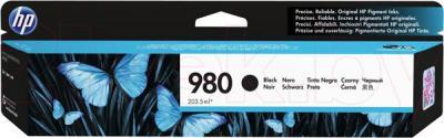 Тонер-картридж HP 980 Black Original Ink Cartridge (D8J10A) - общий вид