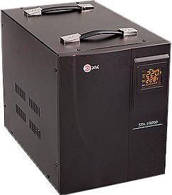 Стабилизатор напряжения ЭРА STA-10000 - общий вид