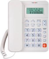 Проводной телефон TeXet TX-254 (серый) -