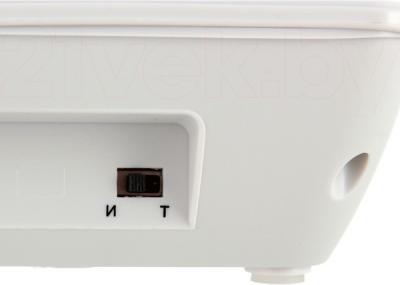Проводной телефон TeXet TX-254 (серый) - кнопка переключения способа набора