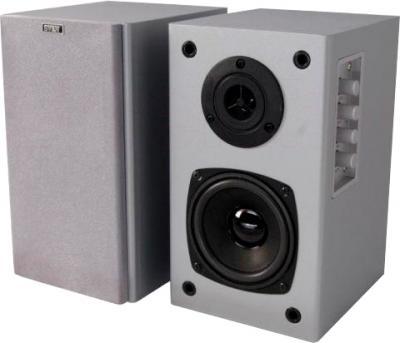 Мультимедиа акустика Hardity SP-280 (серебристый) - общий вид