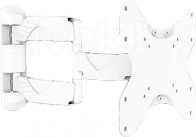 Кронштейн для телевизора Arm Media Cobra-206 (White) - общий вид