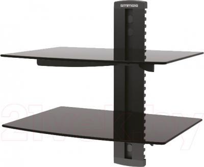 Кронштейн под аппаратуру Arm Media DVD-200 (Black) - общий вид