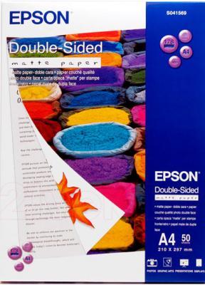 Фотобумага Epson C13S041569 - общий вид