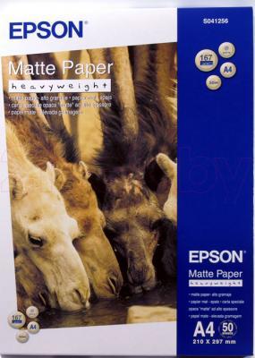 Фотобумага Epson C13S041256 - общий вид