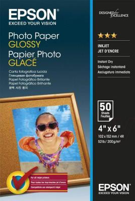 Фотобумага Epson Photo Paper Glossy C13S042547 - общий вид