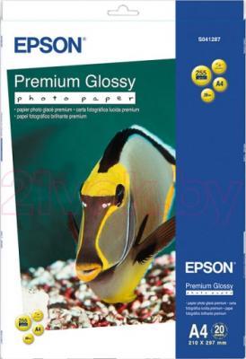 Фотобумага Epson C13S041822 - общий вид