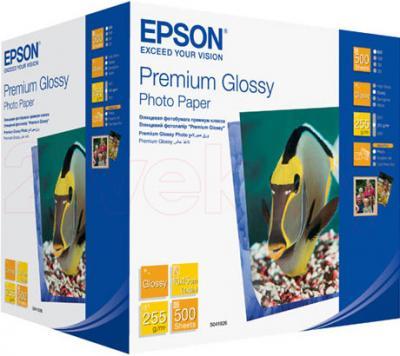 Фотобумага Epson C13S041826 - общий вид