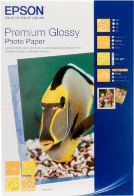 Фотобумага Epson Premium Glossy Photo Paper (C13S041729) - общий вид
