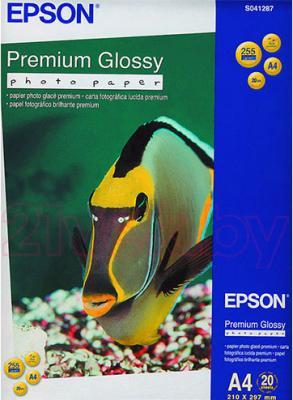 Фотобумага Epson C13S041287 - общий вид