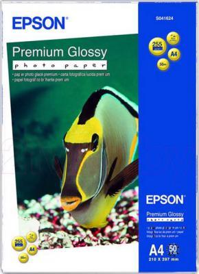 Фотобумага Epson C13S041624 - общий вид