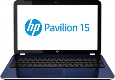Ноутбук HP Pavilion 15-n231sr (G3M57EA) - фронтальный вид