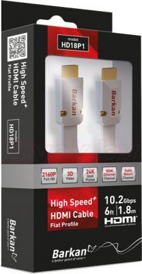 Кабель HDMI Barkan HD18P1 - общий вид