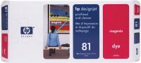 Печатающая головка HP 81 (C4952A) -
