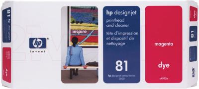 Печатающая головка HP 81 (C4952A) - общий вид