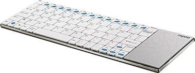 Клавиатура Rapoo E2700 (белый) - общий вид