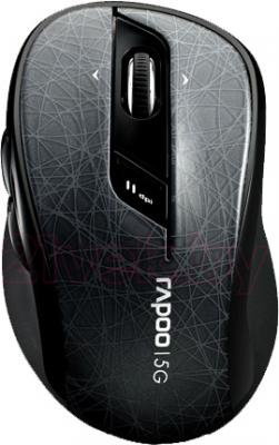 Мышь Rapoo 7100p (Gray) - общий вид