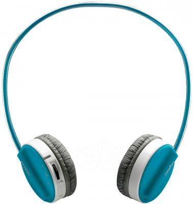 Наушники-гарнитура Rapoo H3070 (синий) - общий вид