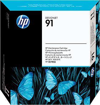 Картридж HP 91 (C9518A) - общий вид