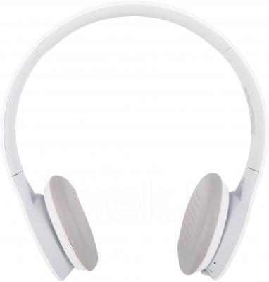 Наушники-гарнитура Rapoo H6060 (белый) - общий вид