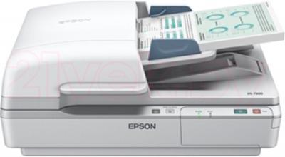 Планшетный сканер Epson WorkForce DS-6500 - общий вид