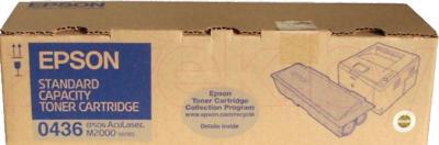 Тонер-картридж Epson C13S050436 - общий вид