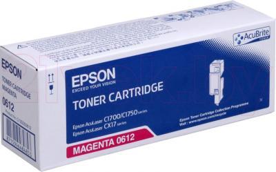 Тонер-картридж Epson C13S050612 - общий вид