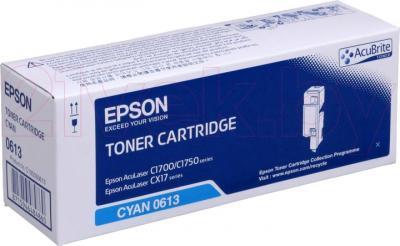 Тонер-картридж Epson C13S050613 - общий вид