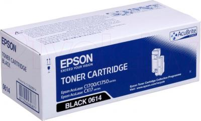 Тонер-картридж Epson C13S050614 - общий вид