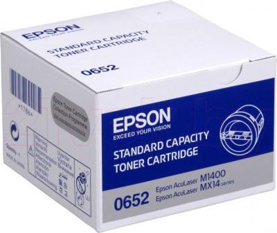 Тонер-картридж Epson C13S050652 - общий вид