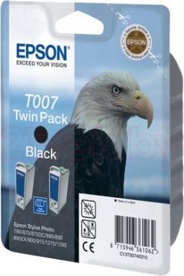 Комплект картриджей Epson C13T00740210 - общий вид