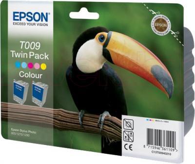 Комплект картриджей Epson C13T00940210 - общий вид