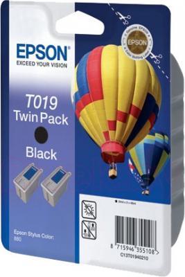 Комплект картриджей Epson C13T01940210 - общий вид