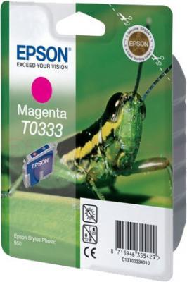 Картридж Epson C13T03334010 - общий вид