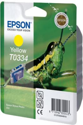 Картридж Epson C13T03344010 - общий вид