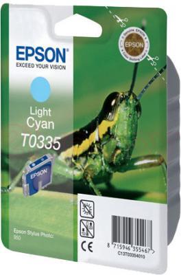 Картридж Epson C13T03354010 - общий вид